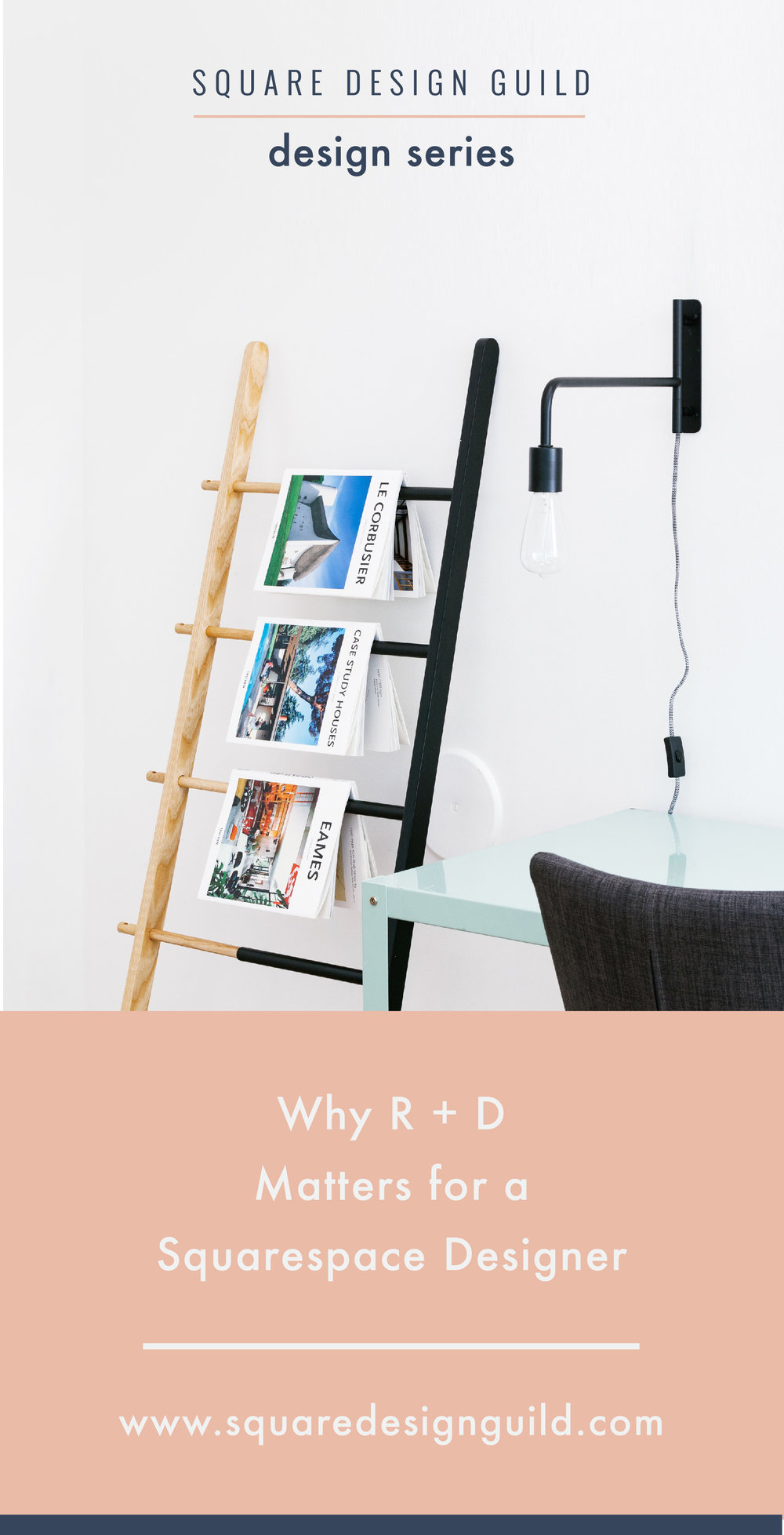 Square Design Guild | Why Research and Development Matters for a Squarespace Designer
