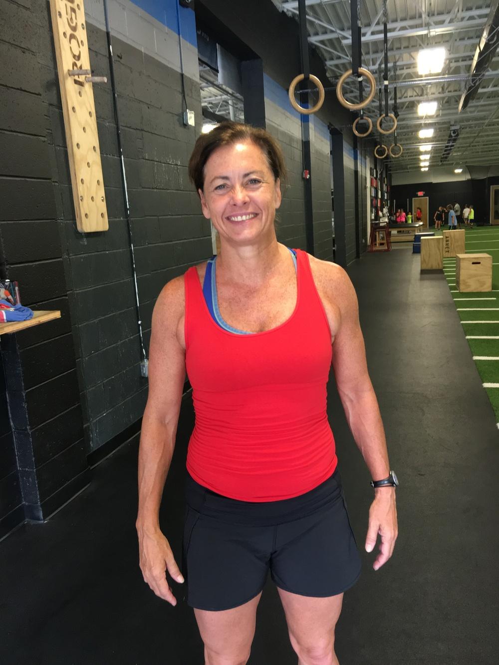 Anne Thompson CrossFit Annex