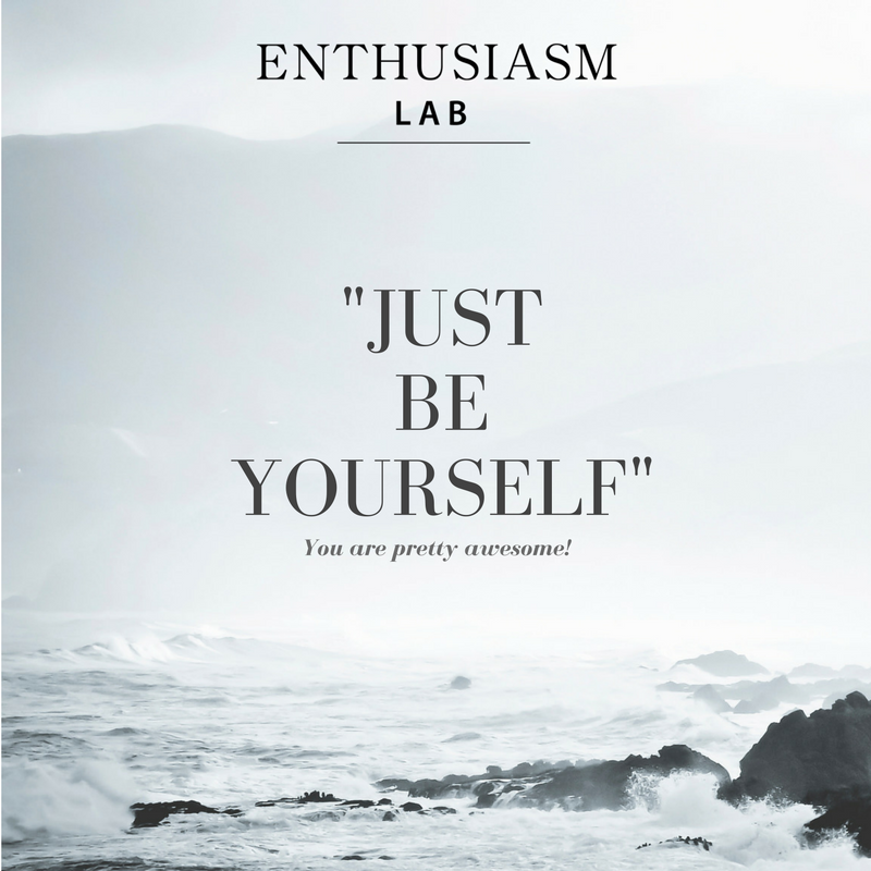 Enthusiasm LabJustBeYourself.png