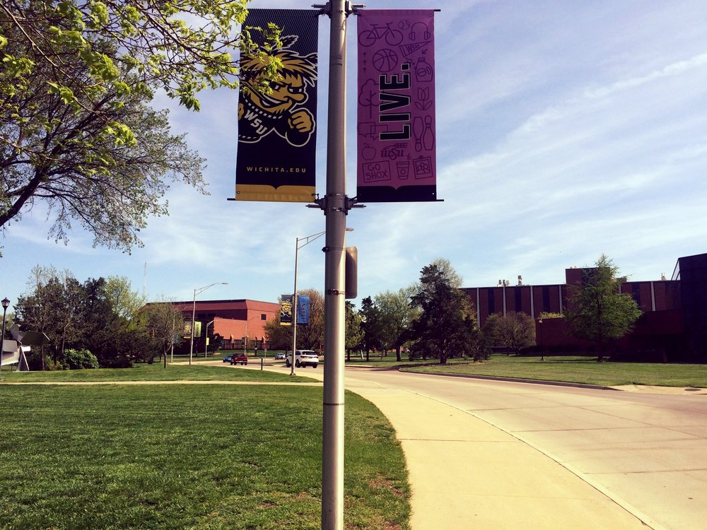 Wichita State University Campus (2017)