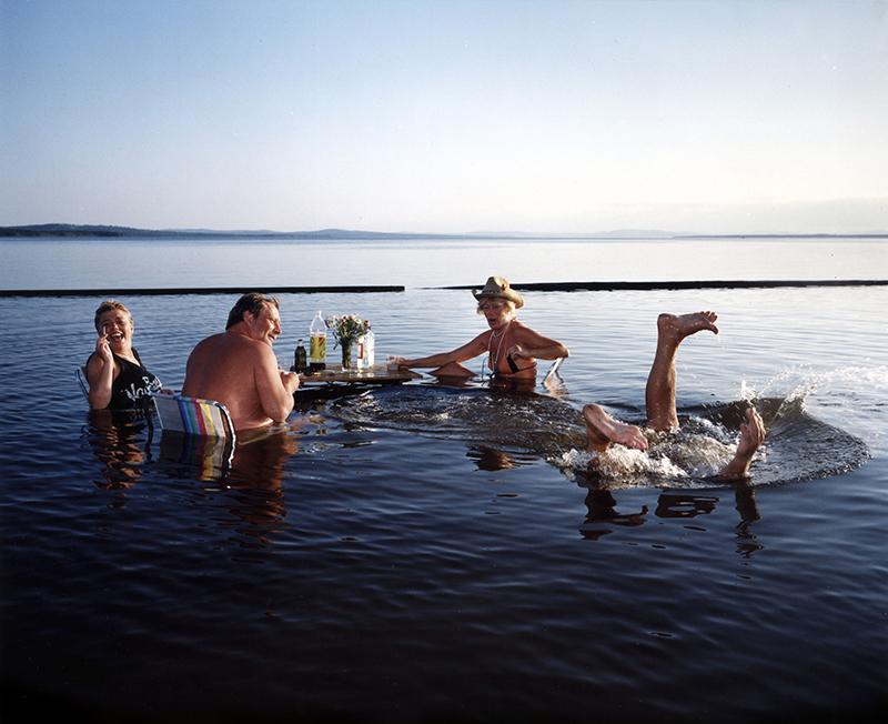 """Midsommar i Rättvik 1988, ur """"Landet utom sig"""""""