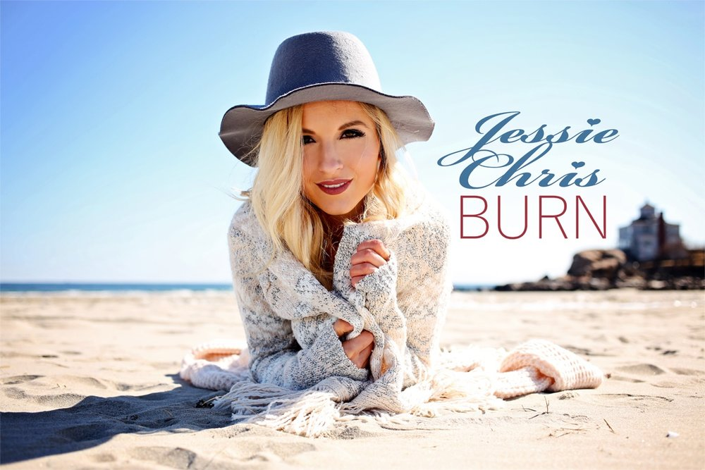 Jessie Chris - Burn - Promo.jpg