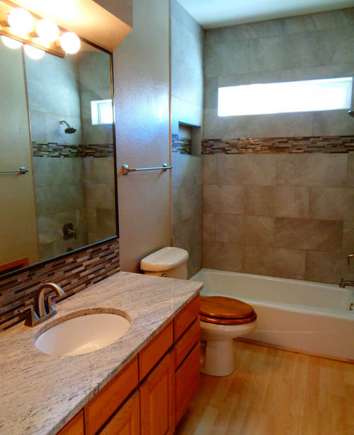 Projects ARIA WEST INTERIORS - Bathroom remodel albuquerque