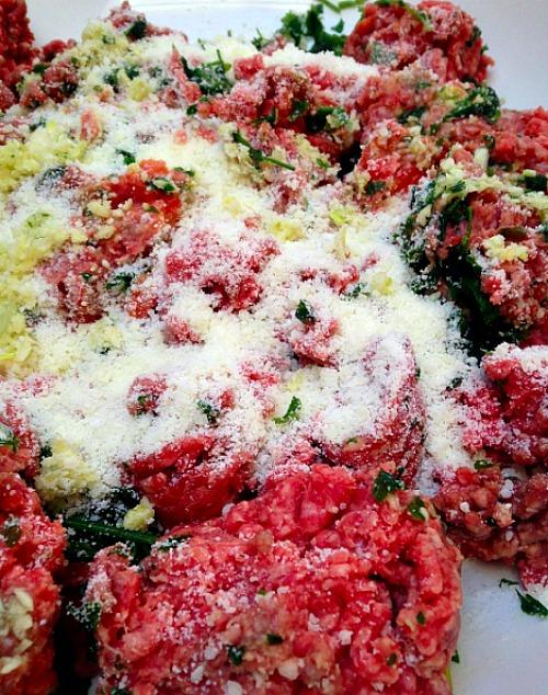 Mom's Italian Meatballs