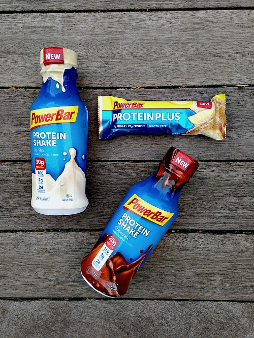 NEW PowerBar Products
