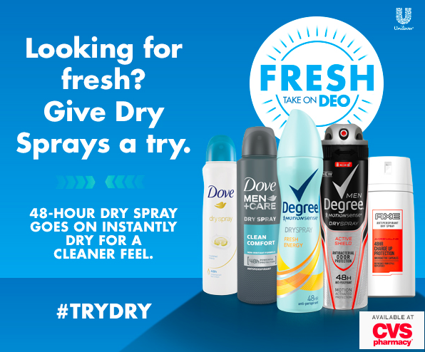 CVS Dry Spray