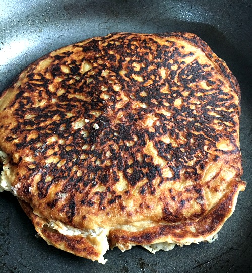 Simple Protein Pancake