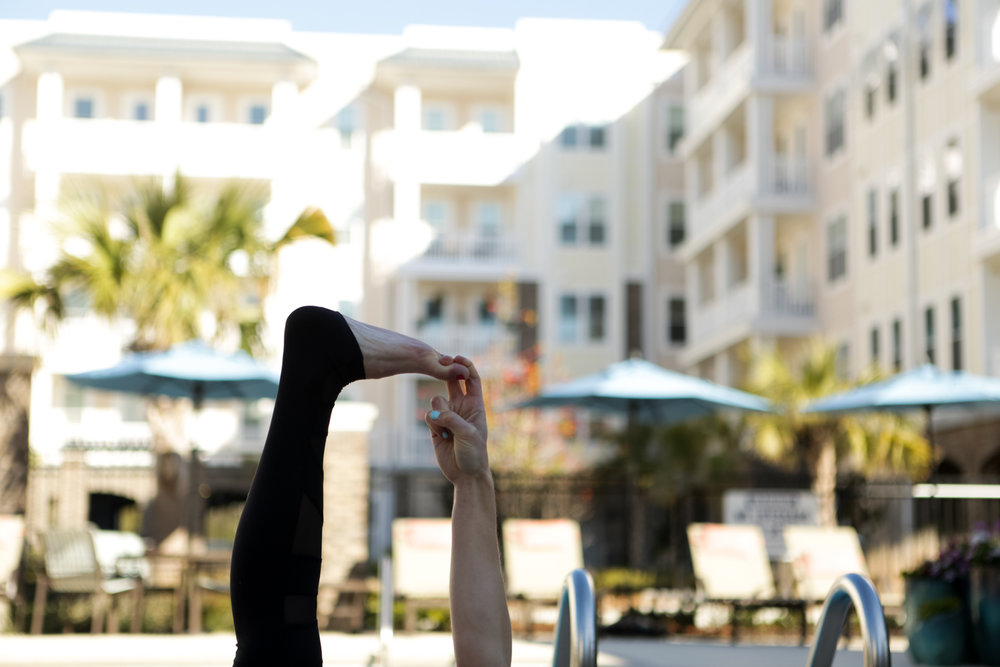 MY FAVORITE YOGA POSES TO STRETCH YOUR HAMSTRINGS