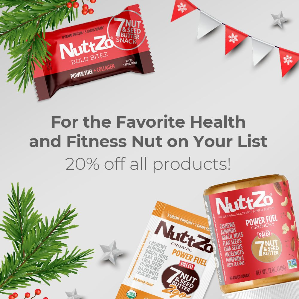 NUTTZO HOLIDAY SPECIALS