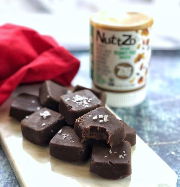 Peanut Pro NuttZo Freezer Fudge