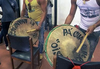 BALLET FOLCLORICO [Cuba]