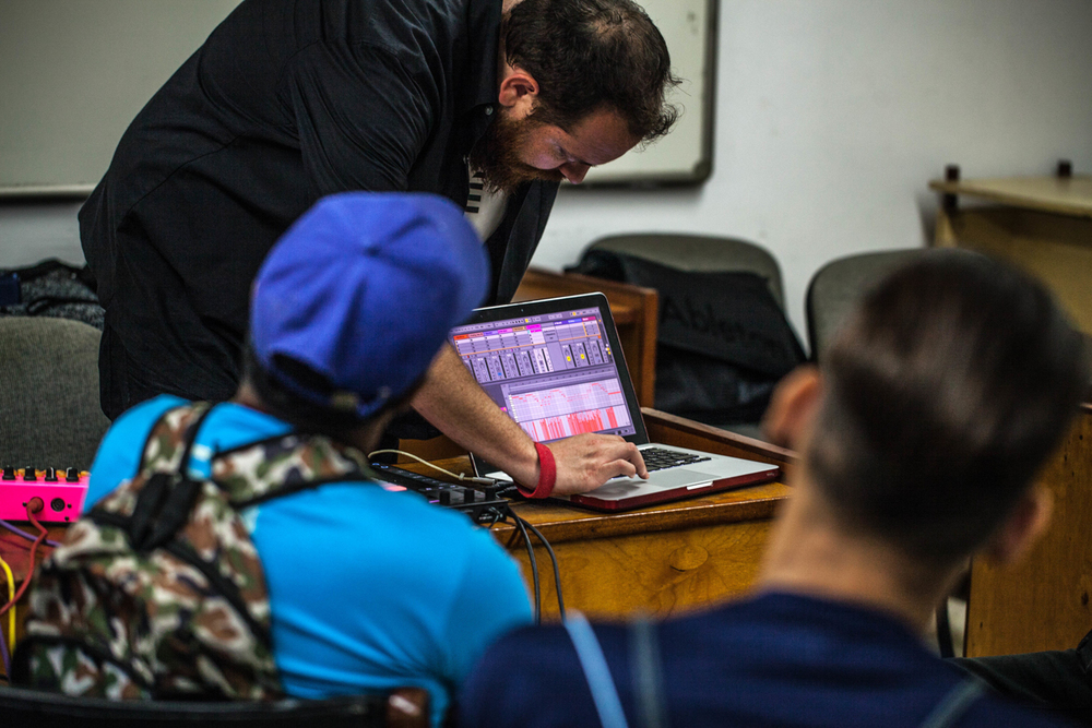 Ableton Workshop