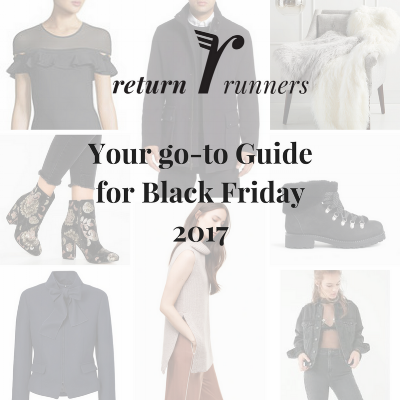 Your go-to Guide for Black Friday 2017