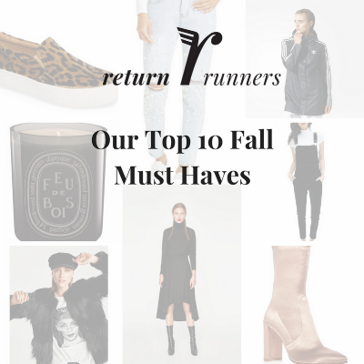 Top 10 Fall Must Haves