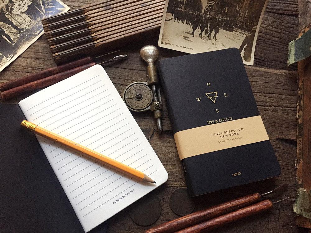 FIELD NOTES - ADVENTURE | STUDY | PLan