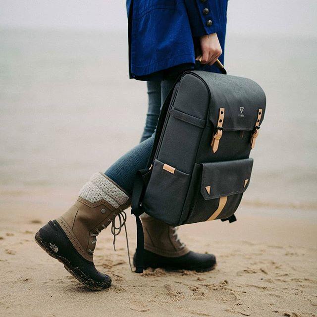 TYPE-II : Traveler on the coast. #TheModernTraveler #VintaSupplyCo #VintaCo