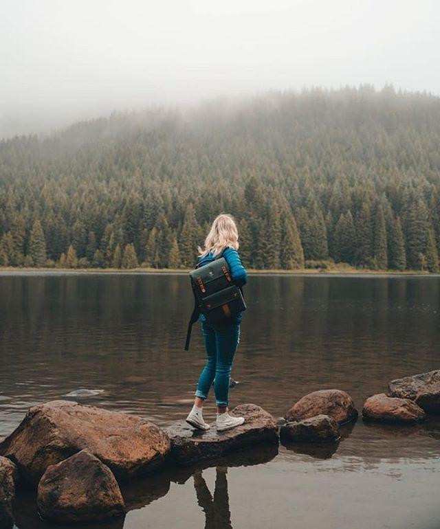 TYPE-II : Forest Travel Backpack Built for #TheModernTraveler