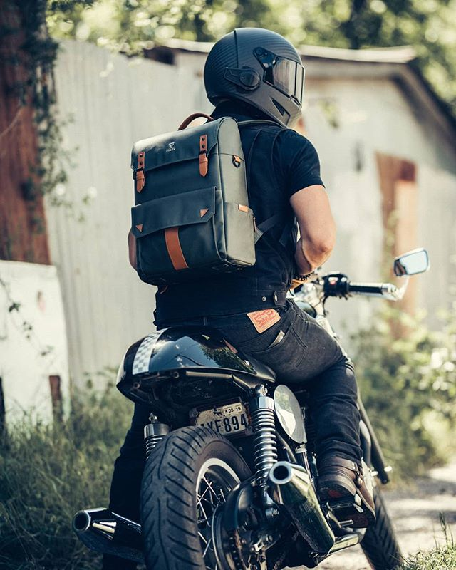 TYPE-II: Forest Travel Backpack Built for #TheModernTraveler