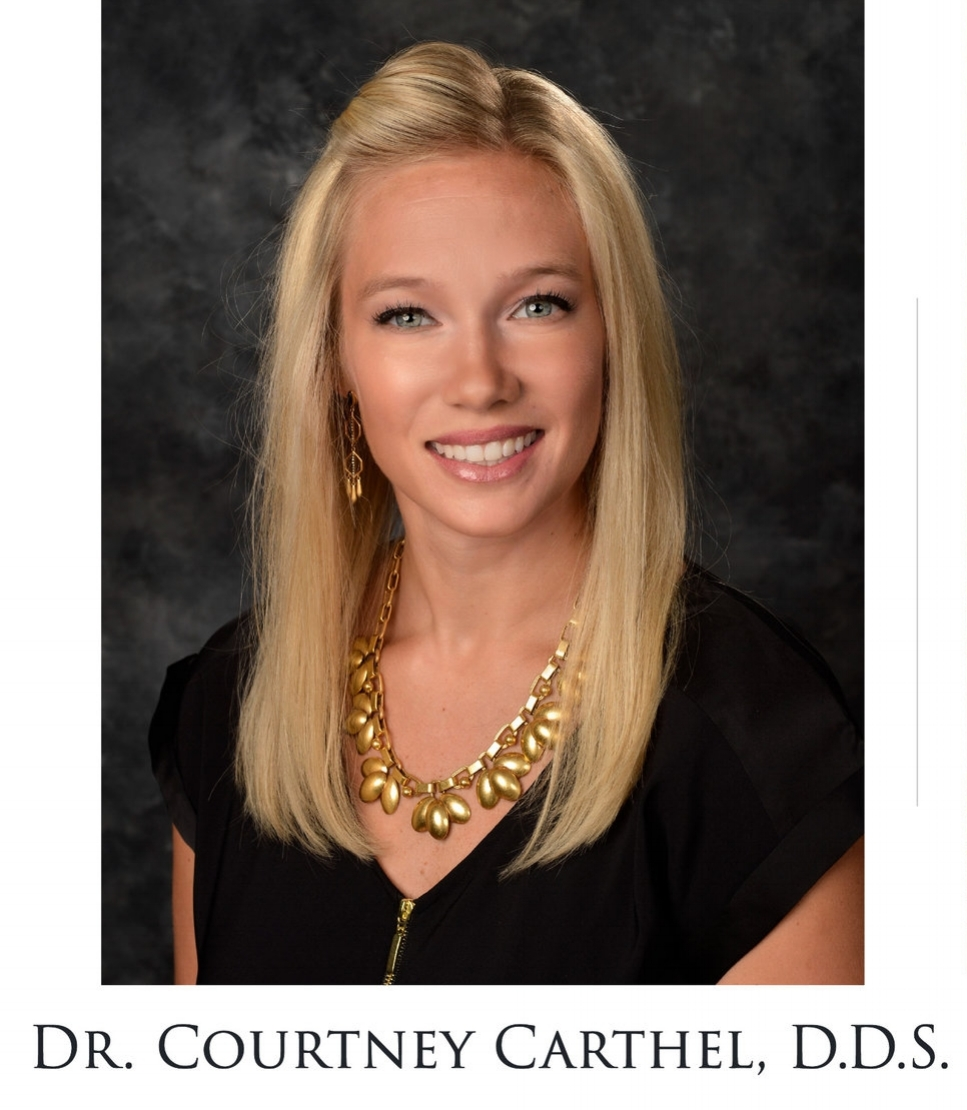 Dr. Courtney Carthel, D.D.S.