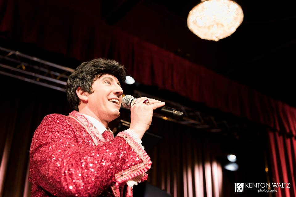 David Saffert as Liberace
