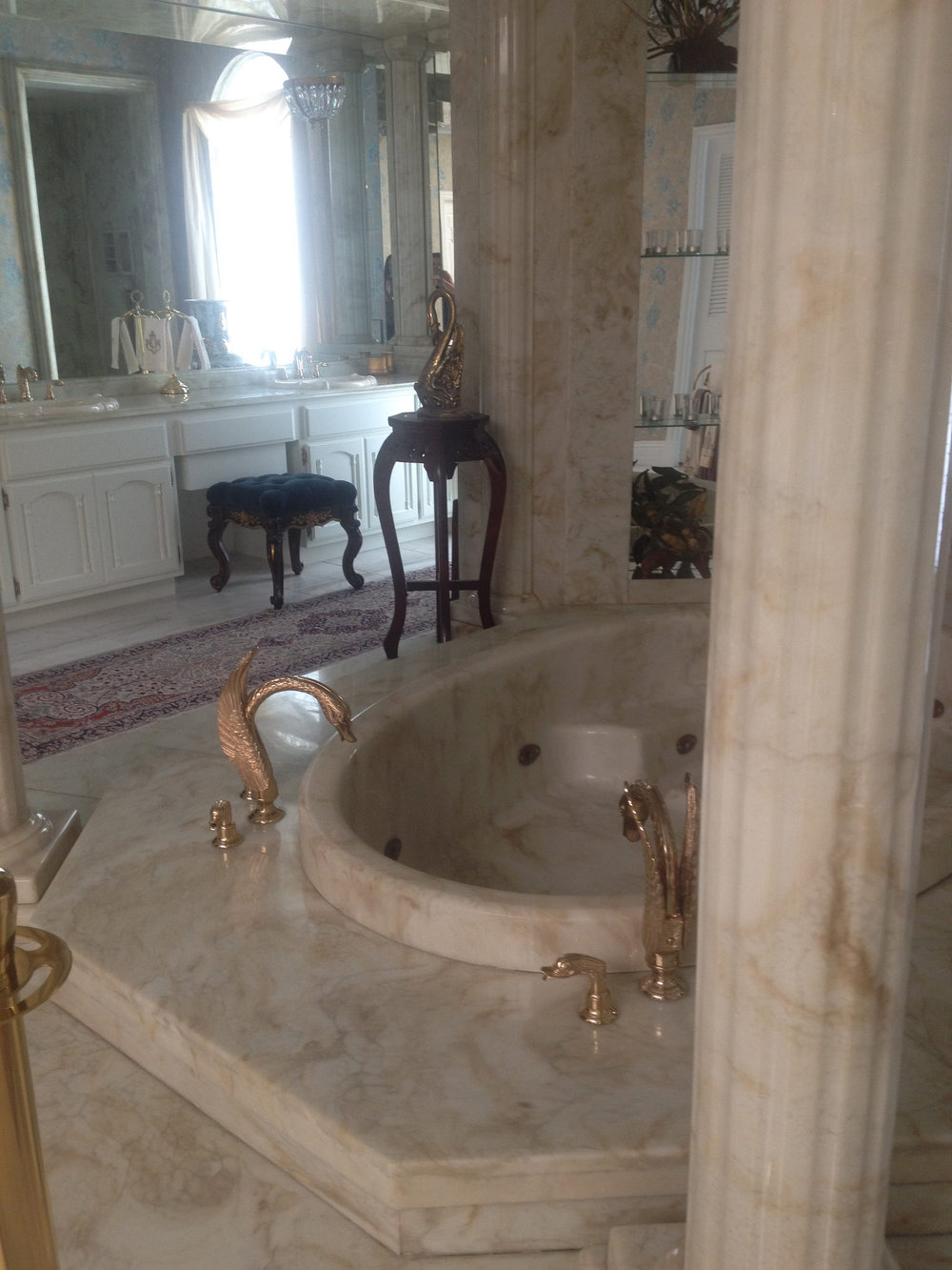 Just your everyday bathtub
