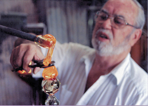 Robert L. Hamon Glass Artist