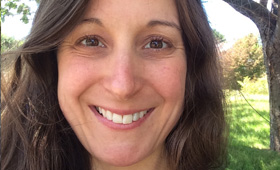 Rosalie Battah Forrest Yoga Certified, Level II Reiki Practitioner