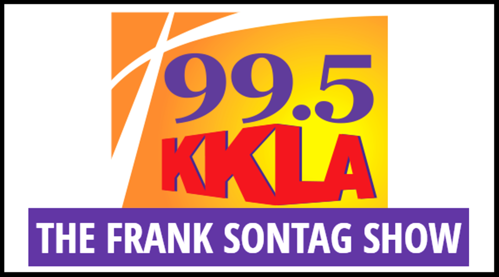 The Frank Sontag Show    | KKLA  |  August 14th 2018