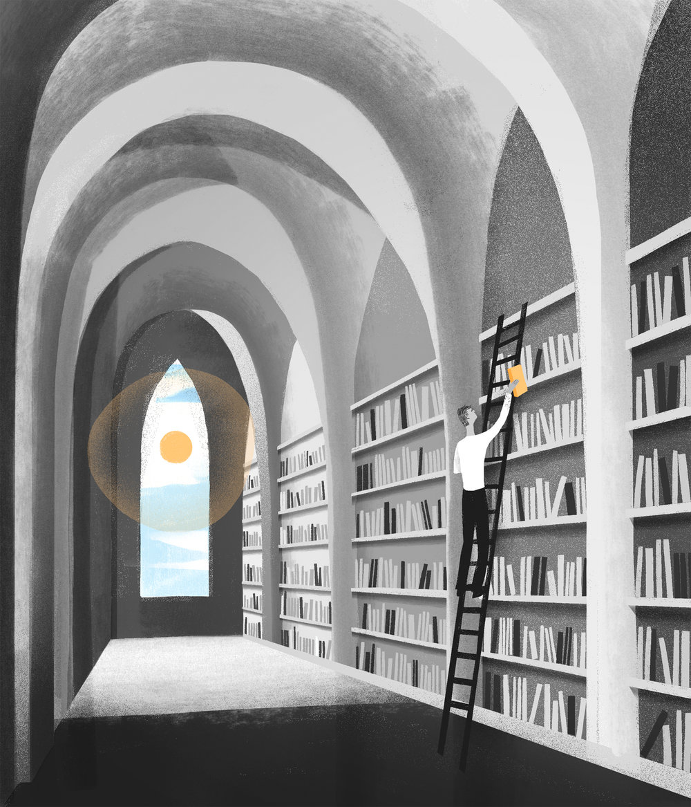 My Vocation: A professor examines his transition from the clergy to academia. 2015.