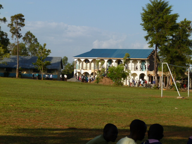 Uluthe secondary school
