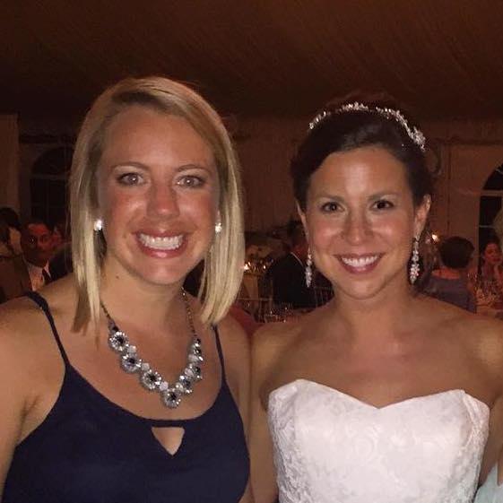 Julie Hennessy, Bridesmaid
