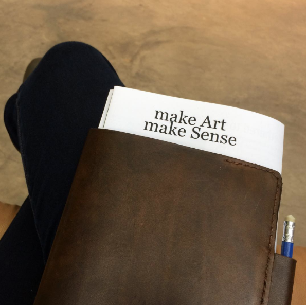 Make Art Make Sense