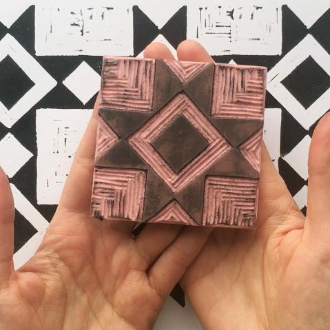 Beginner Block Print ECOURSE