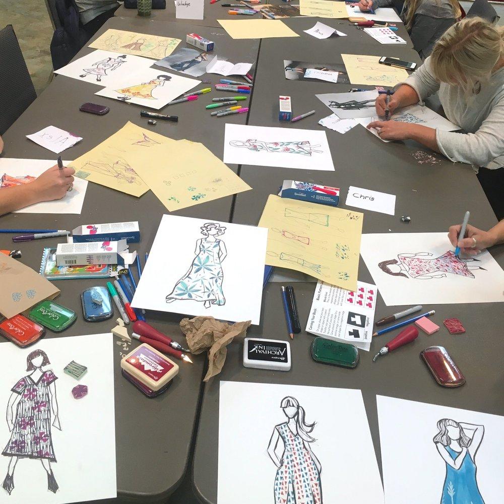 Unblock Workshops Catherine Ruddell