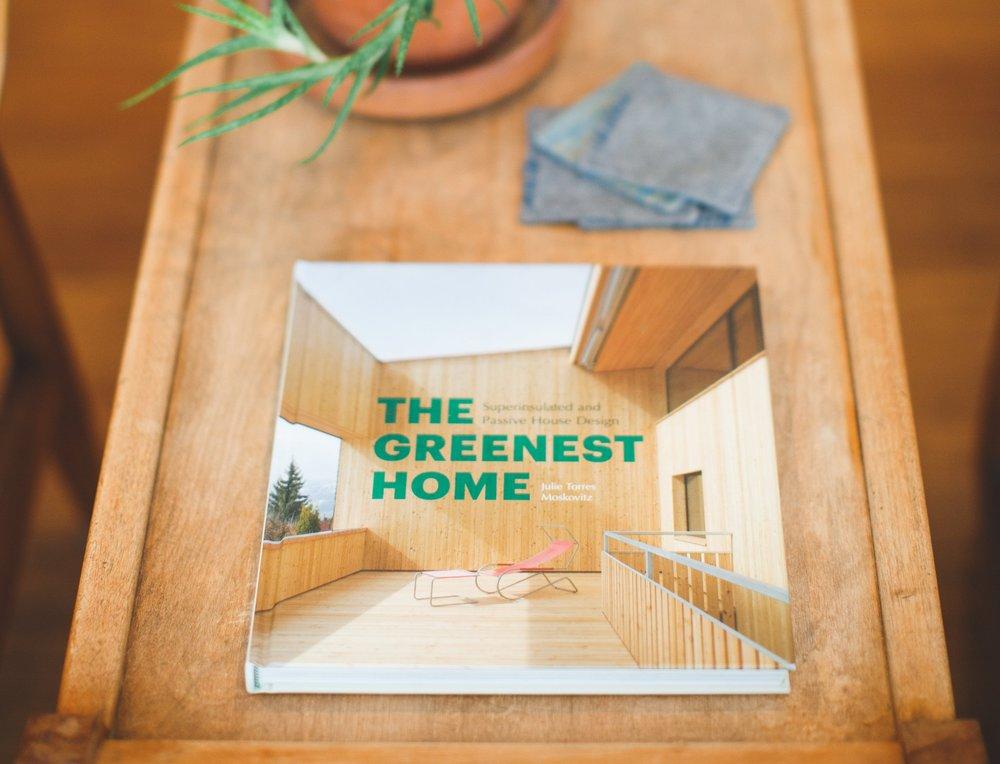 Catherine Ruddell Passive House Print