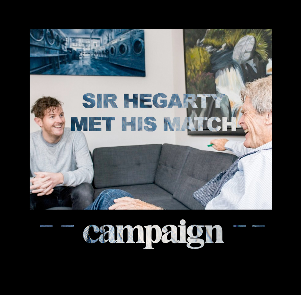 BBH john Hegarty In Berry Campaign