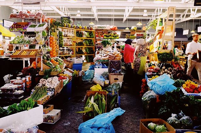 Seriously going to miss those Cape Town markets