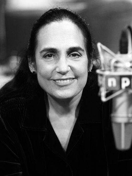 Got a Girl Crush On: Margot Adler, NPR reporter and Wiccan priestess Margot died Monday at the age of 68. Margot once wrote in an e-mail that she absorbed the values of many of her colleagues in developing her own view of life - a belief, she said in a world without snark, of deep values, and that despite everything she'd experienced and encountered and covered, an abiding belief that people were basically good. Read more of David Folkenflick's remembrance here. (Photo by Michael Paras/NPR)
