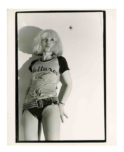 Got a Girl Crush On: always and forever Debbie Harry    (via  suicidewatch )
