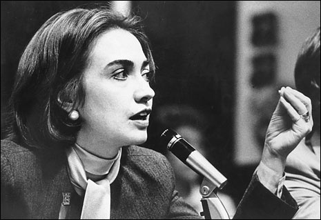 Got a Girl Crush On: Young Hillary!      A young Hillary Clinton! Gorgeous!