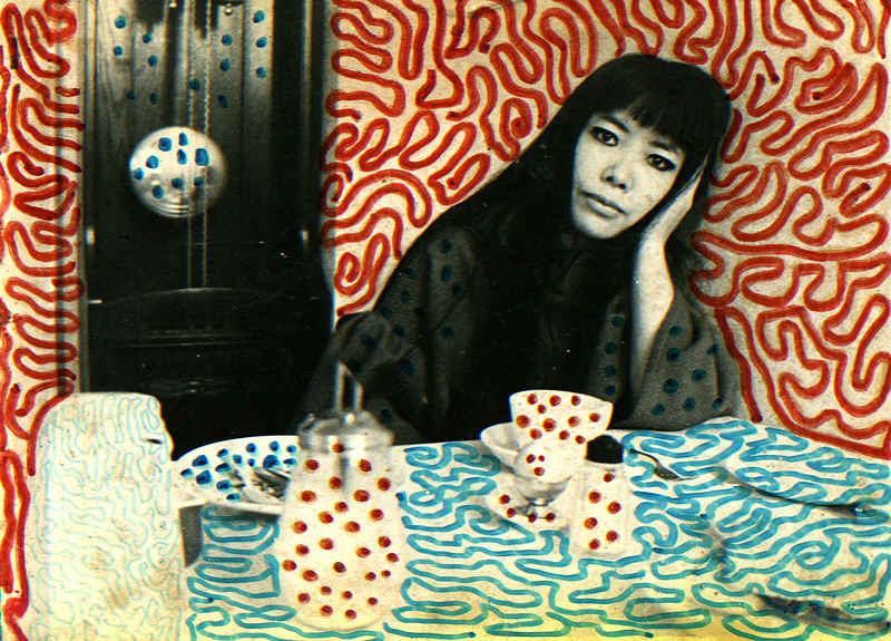 "(**editor's note: say ""hi"" to our other latest contributor, Brooke!**) Got a Girl Crush On: Yayoi Kusama After crashing the boys club that was the '60's art world in New York, Yayoi has spent decades establishing herself as Japan's most prominent contemporary artist. With her current exhibition at Tate Modern, its undeniable that the girl's still got it (and oh my god, how great is that hair?!). -b"