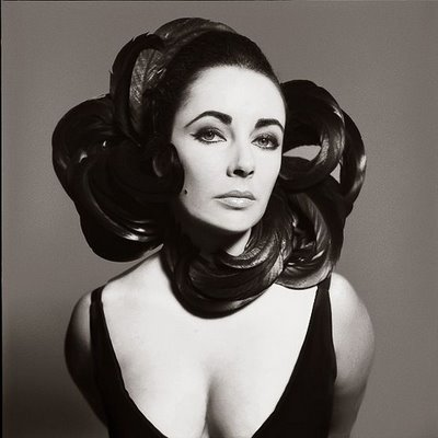 R.I.P. Elizabeth Taylor photo by Richard Avedon