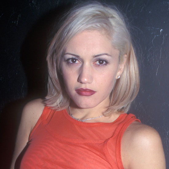 Got A Girl Crush On: Gwen Stefani HOW DID WE POSSIBLY OVERLOOK GWEN??? Particularly early-90s trackpants and halter top, Gwen. I mean, LOOK AT THOSE ABS! Happy Monday!