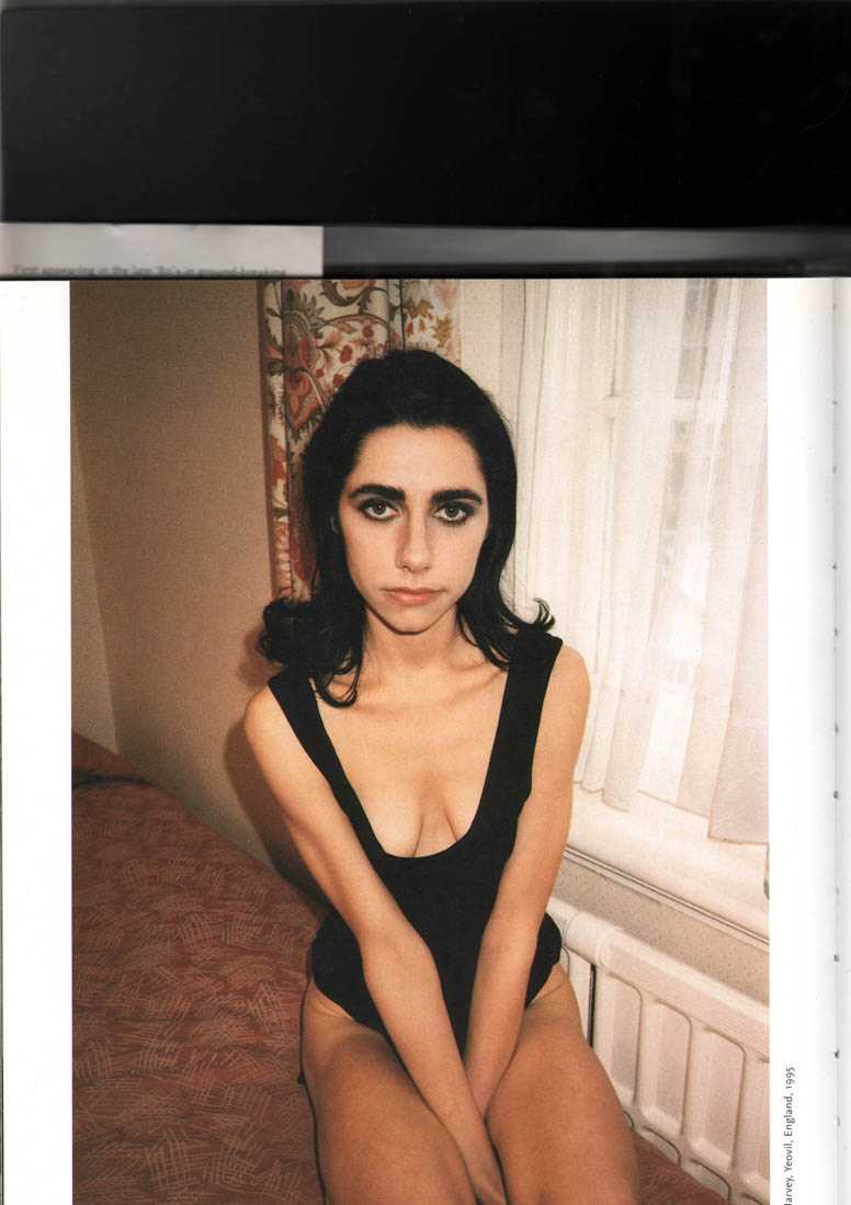 5oh7 :       PJ Harvey. That is all.     (via  theidiotsheet )