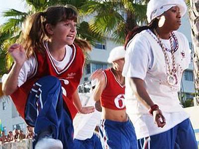 "Got A Girl Crush On : Alyson Stoner (aka adorable lil breaker in Missy Elliott's ""Work It"" video)   Don't get me wrong, I've got much love for Miss E, and this video is still fresh 7 years later–BUT it's the pint-sized b-girl that steals the show around minute 2:32. Seriously–those moves!                Ain't no shame ladies, do yo thang–just make sure you ahead of da game."