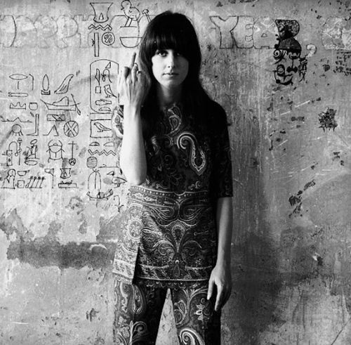 Got a girl crush on: Grace Slick    Seriously, what a babe!