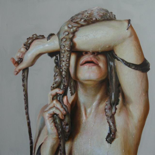 Got a Girl Crush On: Monica Cook unreal paintings! (viawinesburgohio)