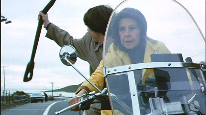 "Got A Girl Crush On: Maude (Ruth Gordon) from ""Harold and Maude"" I hate the idea of aging. Getting old, losing control, becoming dependent…but if I have any say in how I deal with the march of time, I want to be a bitchin' old lady like Maude. She defies the cultural norms of what is expected of an ""old lady"" by being brash, sassy, stealing motorcycles, and not to mention having a love affair with a man at LEAST 60 years her junior. Maude was the original cougar. Get it girrrrrrrl!! She reminds us all that you only live once and you might as well live big."