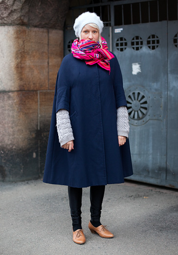 Got A Girl Crush On :  HEL LOOKS | Maija (29)    (via  bitsbobbins )