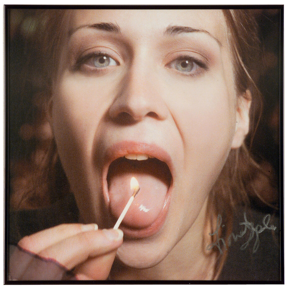 Got a girl crush on: 1990s Fiona Apple I miss Tidal-era Fiona Apple crawling around a shady dank apartment.